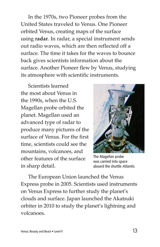 Book Preview For Venus: Beauty and Beast Page 13