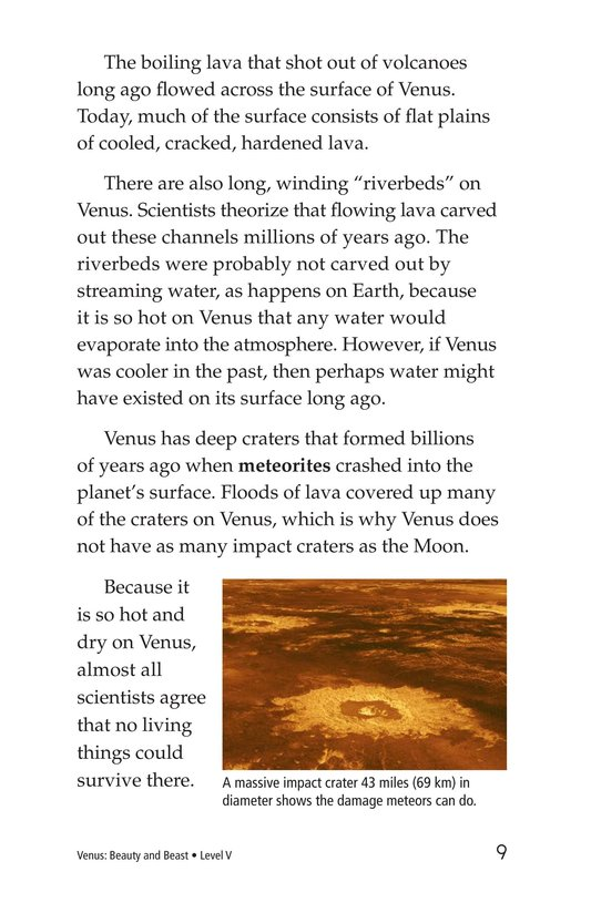 Book Preview For Venus: Beauty and Beast Page 9