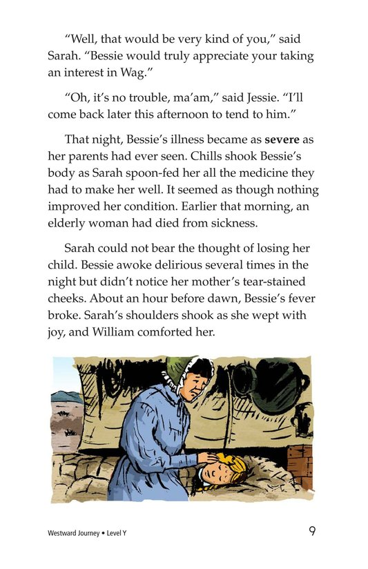 Book Preview For Westward Journey Page 9
