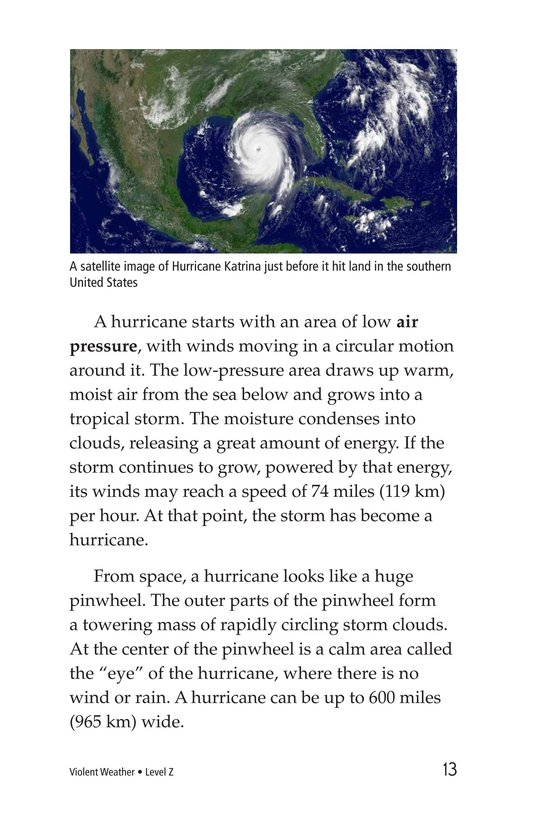 Book Preview For Violent Weather Page 13