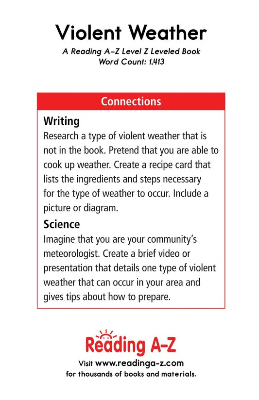 Book Preview For Violent Weather Page 17