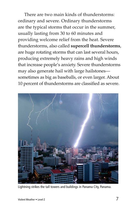Book Preview For Violent Weather Page 7