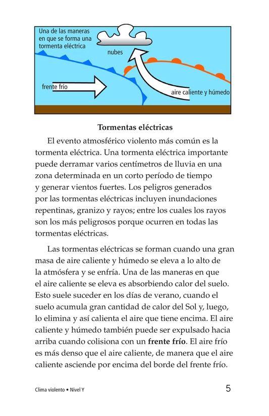 Book Preview For Violent Weather Page 5