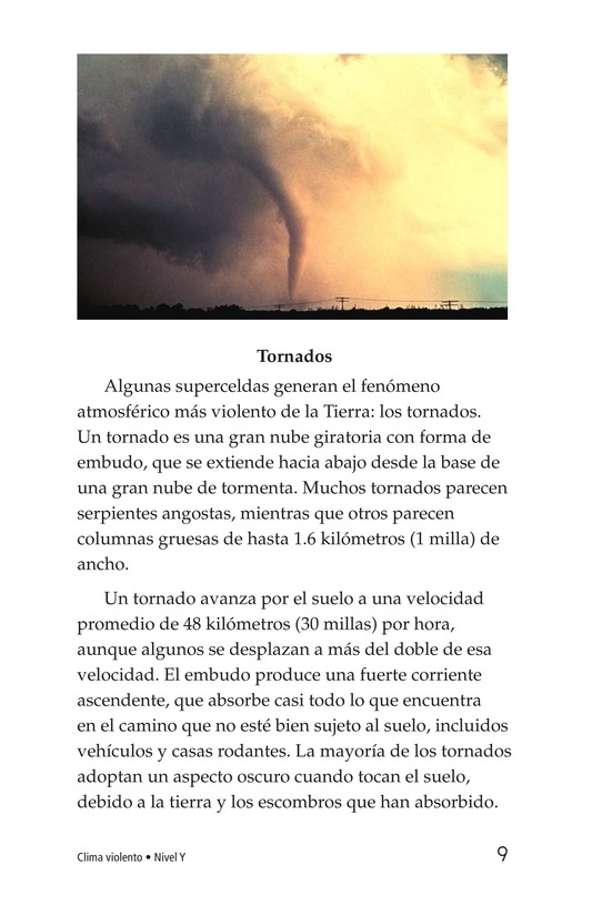 Book Preview For Violent Weather Page 9