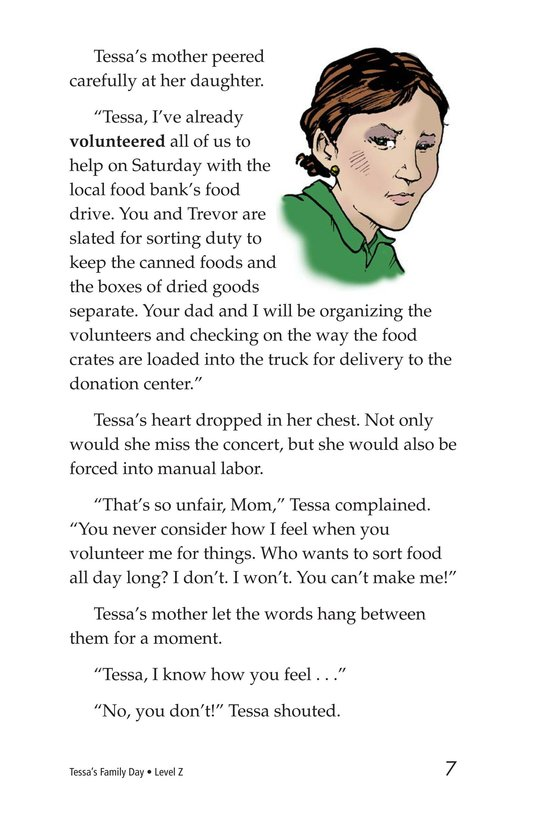 Book Preview For Tessa's Family Day Page 7