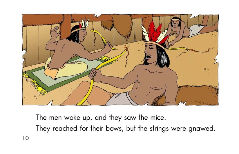 Book Preview For How the Mice Beat the Men Page 10