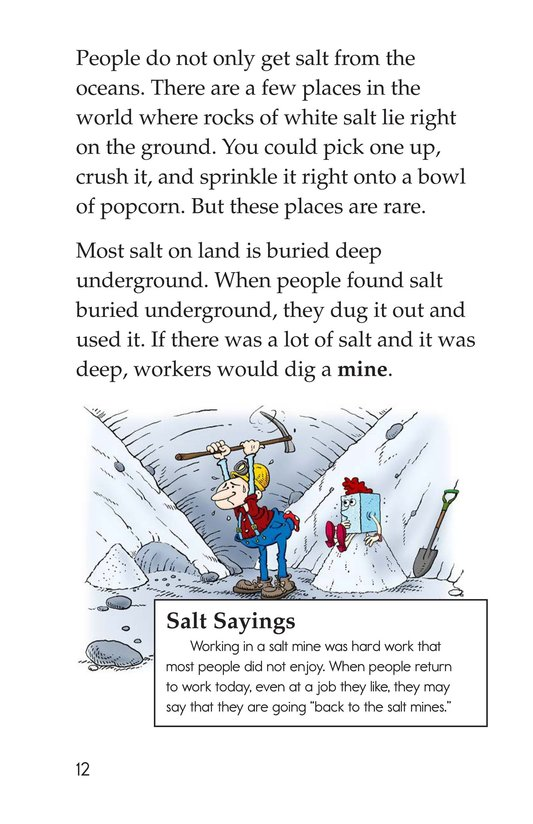 Book Preview For Salt Rocks! Page 12