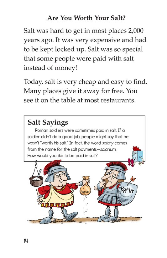 Book Preview For Salt Rocks! Page 14