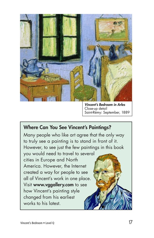 Book Preview For Vincent's Bedroom Page 17