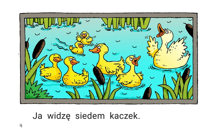 Book Preview For Pond Animals Page 4