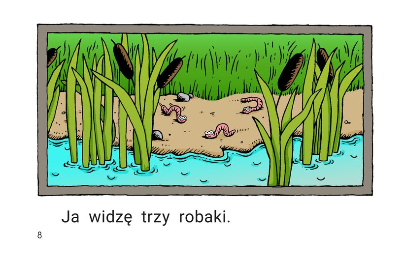 Book Preview For Pond Animals Page 8