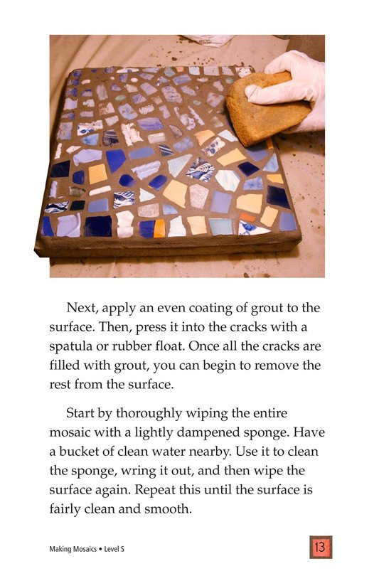 Book Preview For Making Mosaics Page 13