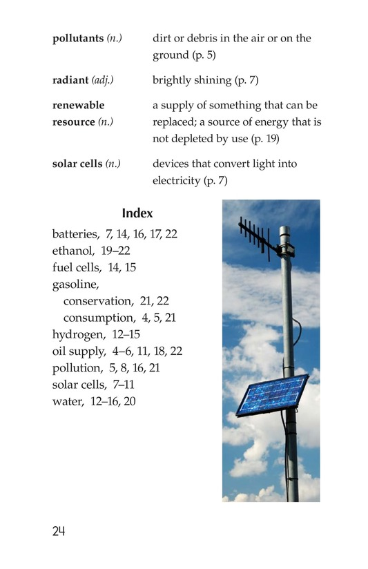 Book Preview For Alternative Fuel Cars Page 24