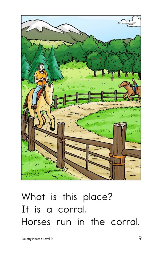 Book Preview For Country Places Page 9