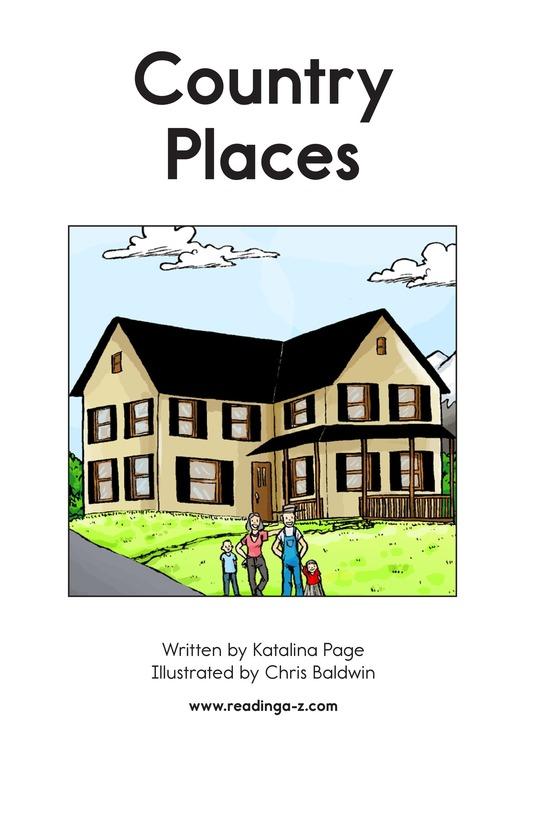 Book Preview For Country Places Page 2