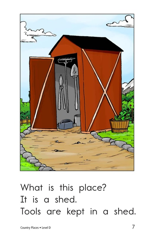Book Preview For Country Places Page 7