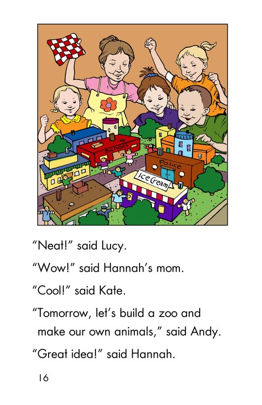 Book Preview For Hannah's Townspeople Page 16