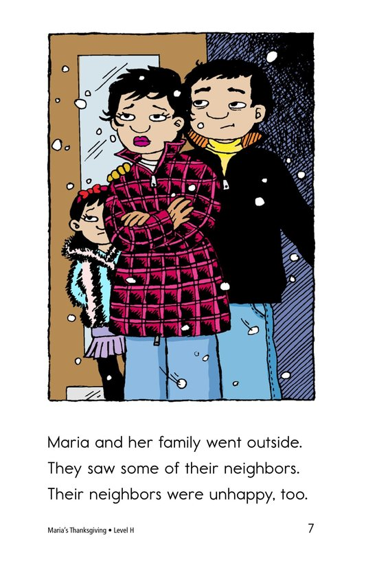 Book Preview For Maria's Thanksgiving Page 7