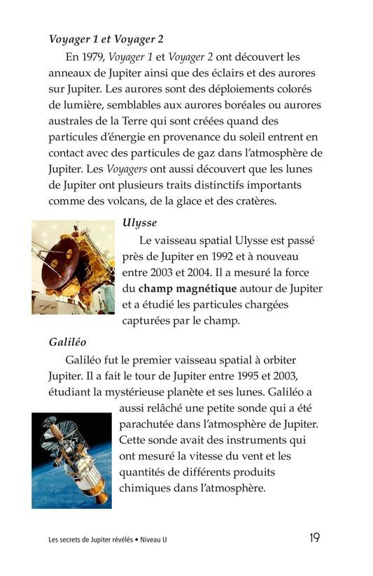 Book Preview For Jupiter's Secrets Revealed Page 19