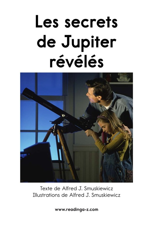 Book Preview For Jupiter's Secrets Revealed Page 2