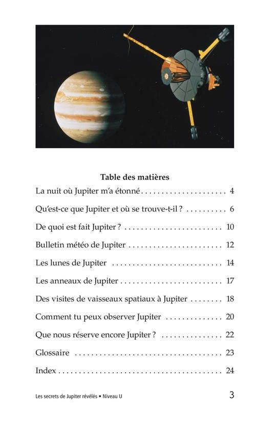 Book Preview For Jupiter's Secrets Revealed Page 3