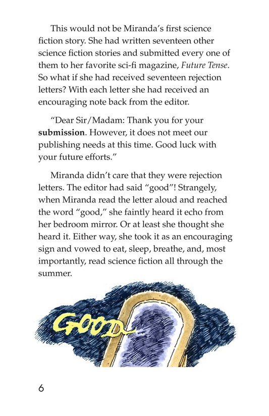 Book Preview For Mirroring Miranda Page 6