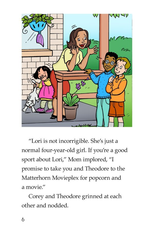 Book Preview For Horrible Lori Page 6