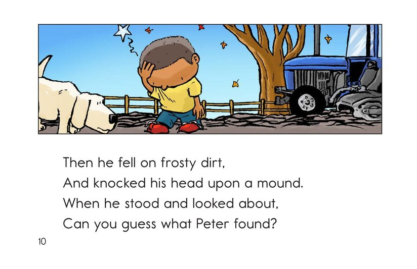Book Preview For Peter Pumpkin Picker Page 10