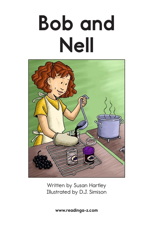 Book Preview For Bob and Nell Page 2