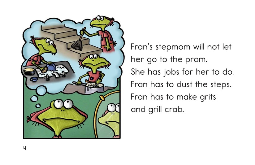 Book Preview For Fran Goes to the Prom Page 4