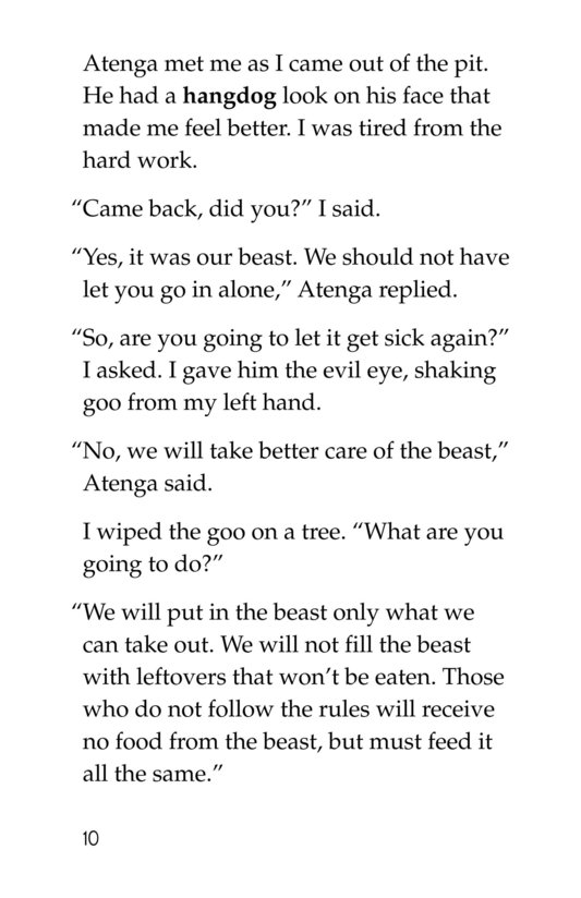 Book Preview For Inside the Beast Page 10