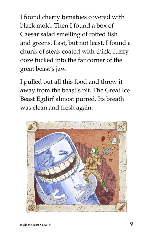 Book Preview For Inside the Beast Page 9