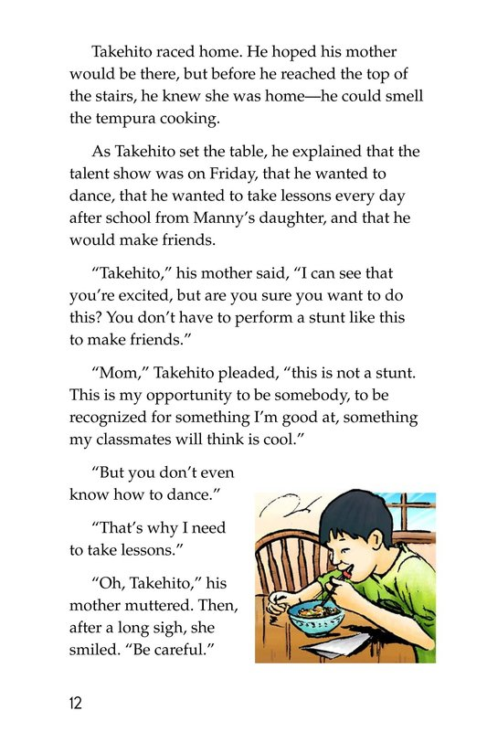 Book Preview For Takehito's Tango Page 12