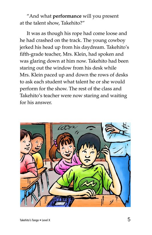 Book Preview For Takehito's Tango Page 5