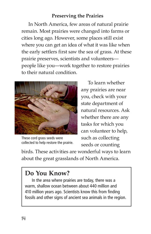 Book Preview For Prairies Alive! Page 14