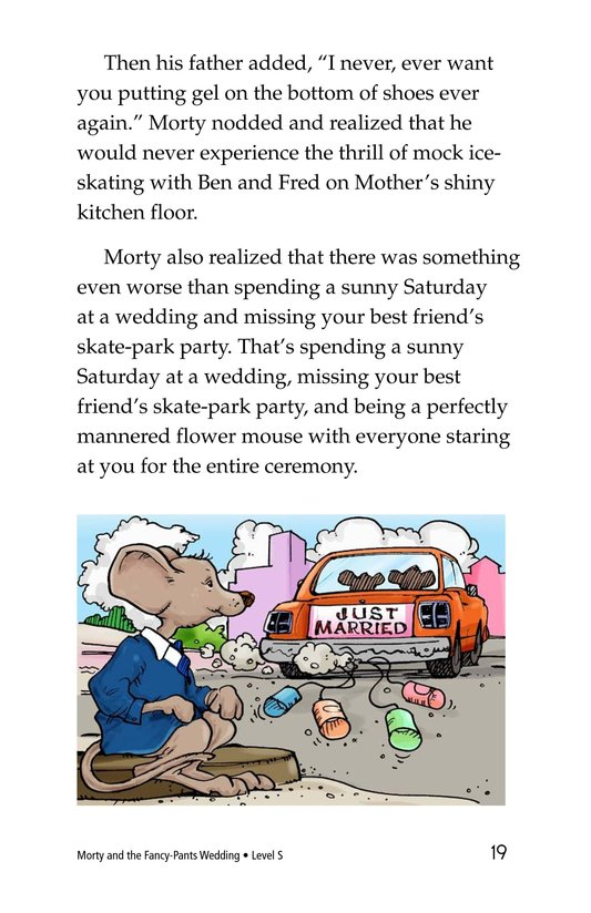 Book Preview For Morty and the Fancy-Pants Wedding Page 19