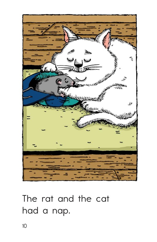 Book Preview For Nat's Cat Page 10