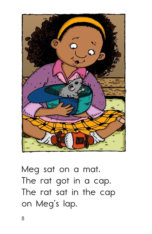 Book Preview For Nat's Cat Page 8