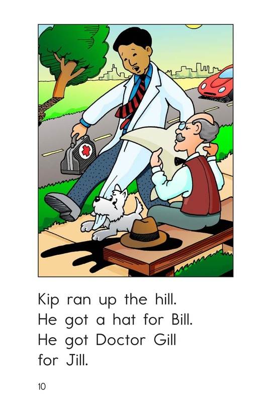 Book Preview For Jill and Bill Page 10
