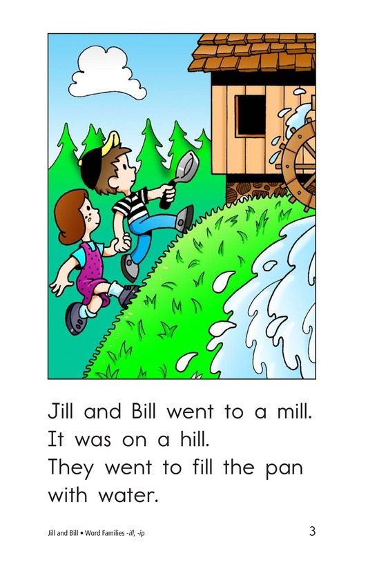 Book Preview For Jill and Bill Page 3