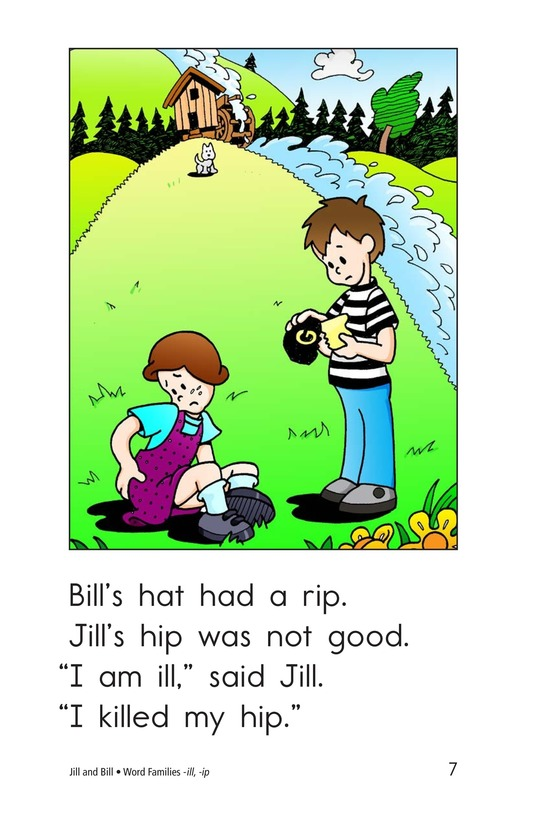 Book Preview For Jill and Bill Page 7