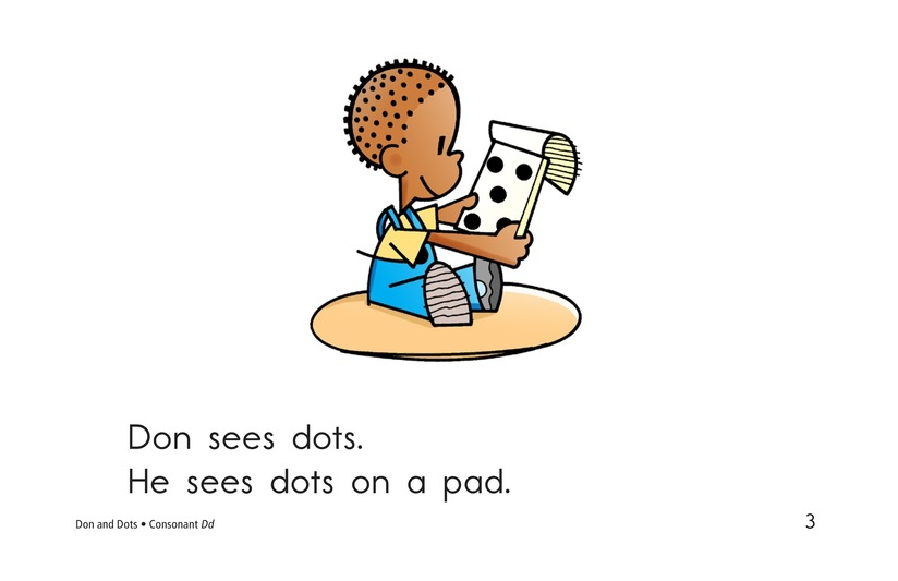 Book Preview For Don and Dots Page 3