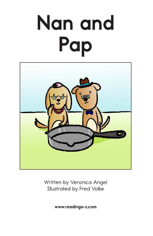 Book Preview For Nan and Pap Page 2