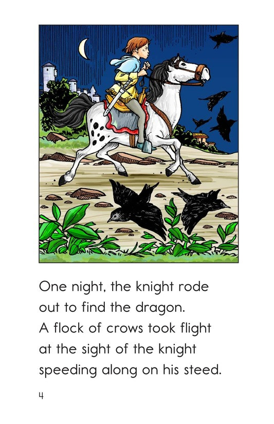 Book Preview For The Kind Knight Page 4