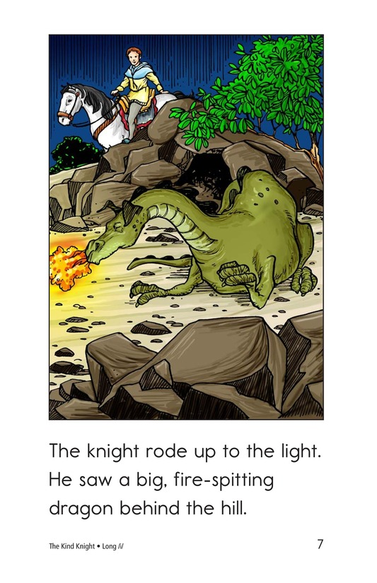 Book Preview For The Kind Knight Page 7