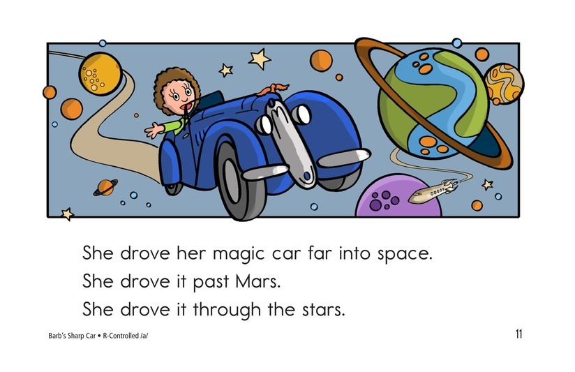 Book Preview For Barb's Sharp Car Page 11