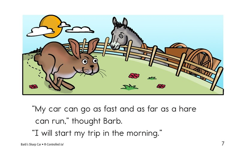Book Preview For Barb's Sharp Car Page 7