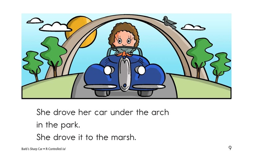 Book Preview For Barb's Sharp Car Page 9