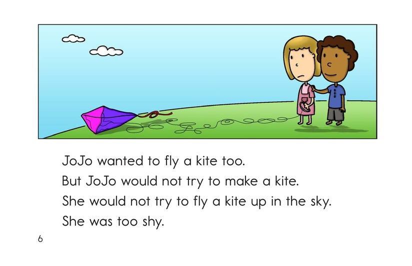 Book Preview For JoJo's Yo-Yo Page 6