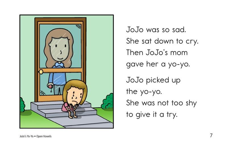 Book Preview For JoJo's Yo-Yo Page 7